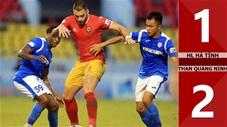 HL Hà Tĩnh 1-2 Than Quảng Ninh (Vòng 1 V.league 2021)