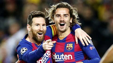 Messi có duyên với Bilbao