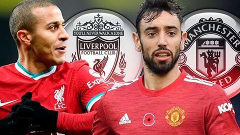 Thiago và Bruno: Thách thức và cơ hội từ lần đầu tham gia đại chiến Liverpool vs M.U