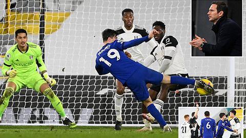 Điểm nhấn Fulham 0-1 Chelsea: Mount đưa Chelsea trở lại đường đua vào Top 4 - kết quả xổ số ninh thuận