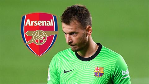 Barca từ chối để 'người thừa' chuyển tới Arsenal