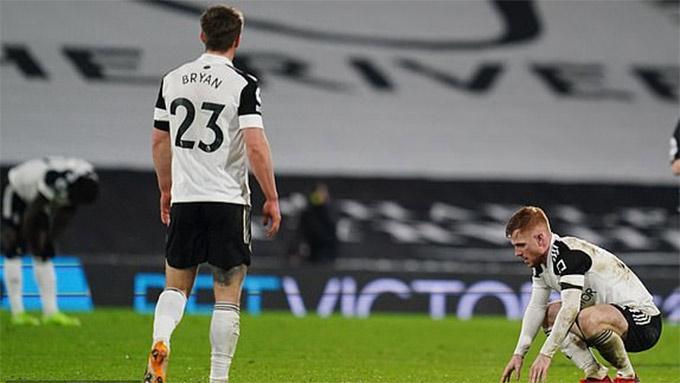 Các cầu thủ Fulham luôn gặp ác mộng ở derby London