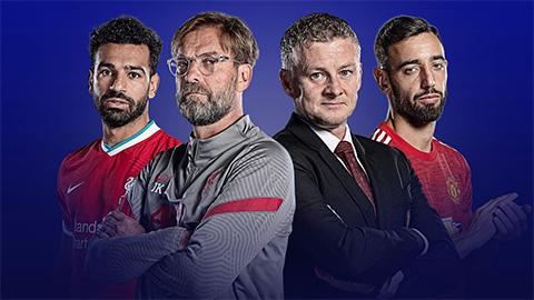 Liverpool vs Man United: Khác biệt nơi tuyến giữa