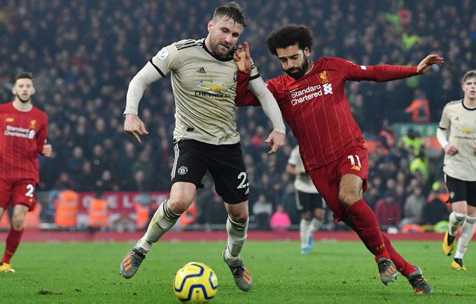 Trận đấu với Liverpool có thể là bước ngoặt đánh dấu mùa giải thành công hay thất bại với MU