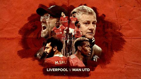 Liverpool vs M.U: Bình minh ló rạng hay trở về đêm trường tăm tối