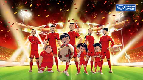 Quang Hải xuất hiện cực ngầu trong teaser ra mắt áo đấu đội tuyển Việt Nam năm 2021