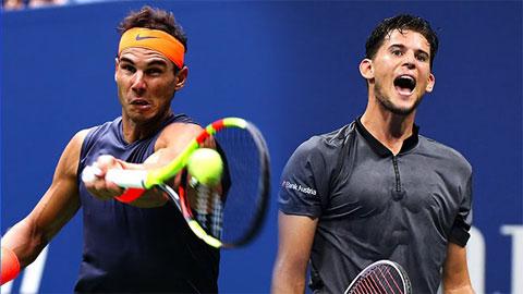 Nadal, Dominic Thiem gặp khó ở Australian Open 2021