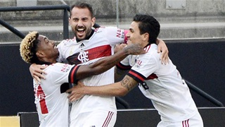 6h00 ngày 19/1: Goias vs Flamengo