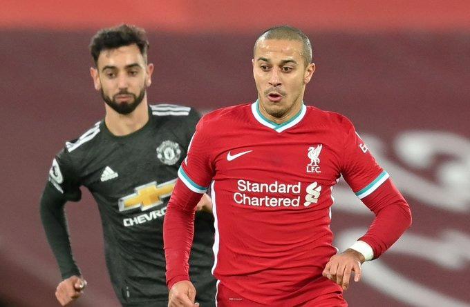 Liverpool và Man United mang tới một trận cầu đỉnh cao về chiến thuật