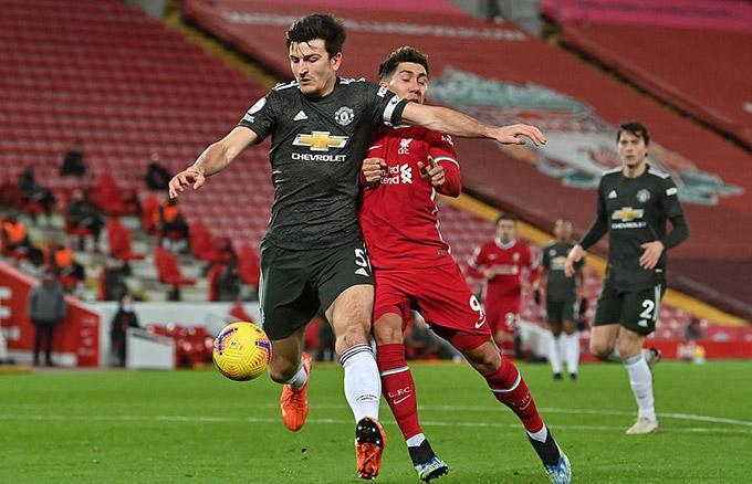 Hàng công Liverpool trải qua mạch 3 trận liên tiếp không ghi bàn ở Ngoại hạng Anh
