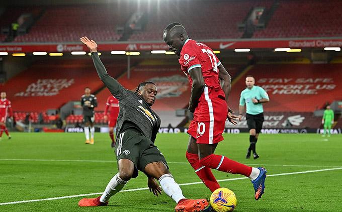 Man United tổ chức phòng ngự cực tốt ở trận này