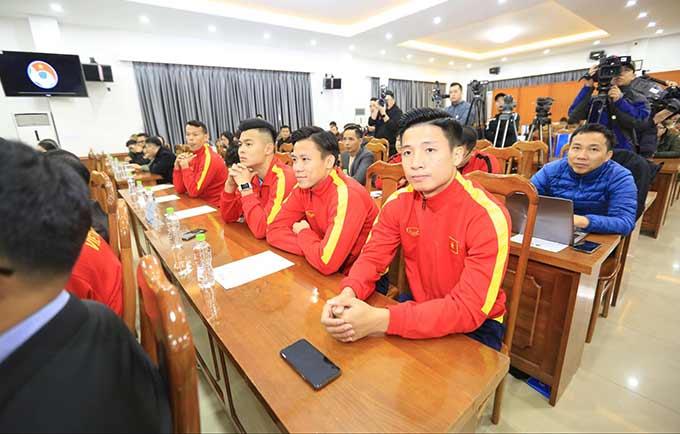 Các tuyển thủ quốc gia Việt Nam