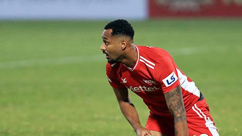 Viettel trải qua cột mốc xấu hổ sau thất bại ở vòng 1 V.League 2021