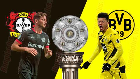 Nhận định bóng đá Leverkusen vs Dortmund, 2h30 ngày 20/01: Hạ kẻ cùng đường