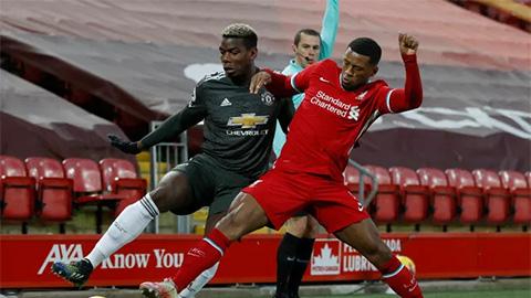 Wijnaldum từ chối gia hạn Liverpool để đến Barca miễn phí