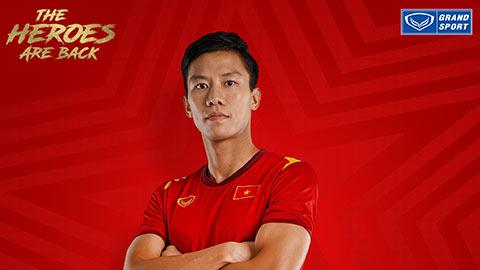 Áo đấu ĐT Việt Nam 2021 có gì đặc biệt?