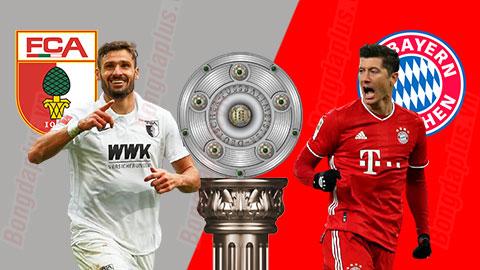 Nhận định bóng đá Augsburg vs Bayern, 02h30 ngày 21/1