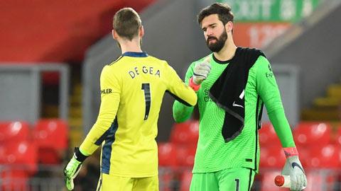 Chấm điểm Liverpool vs M.U: Vinh danh hàng thủ