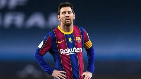 """""""Đừng trách Messi khi xung quanh anh toàn những cầu thủ tầm thường"""""""