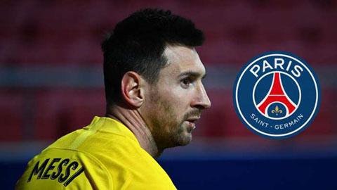 PSG mê đắm những cầu thủ vĩ đại như Messi