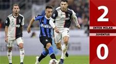 Inter Milan 2-0 Juventus (Vòng 18 Serie A 2020/21)