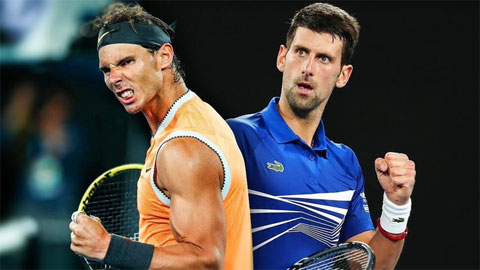 Australian Open 2021: Nadal không có cửa vô địch trước Djokovic