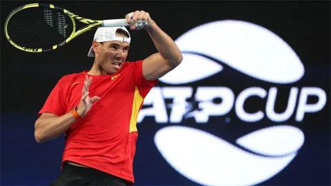 Nadal chạm mốc kỷ lục mới về xếp hạng ATP
