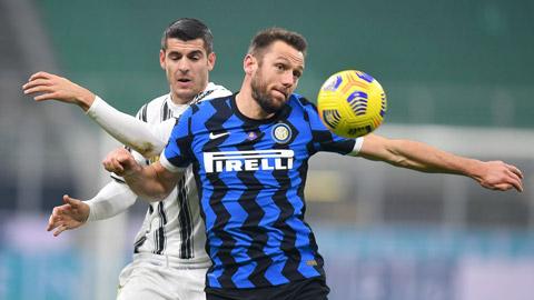 Inter là ứng viên số 1 cho Scudetto