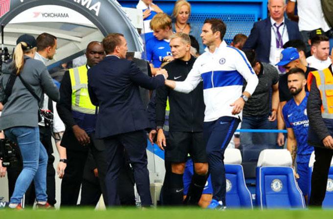 Lampard liệu có giúp Chelsea đánh bại được Leicester để trở lại cuộc đua vào Top4