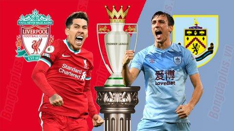 Nhận định bóng đá Liverpool vs Burnley, 3h00 ngày 22/1: Trở lại đường đua