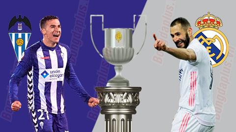Nhận định bóng đá Alcoyano vs Real Madrid, 03h00 ngày 21/1