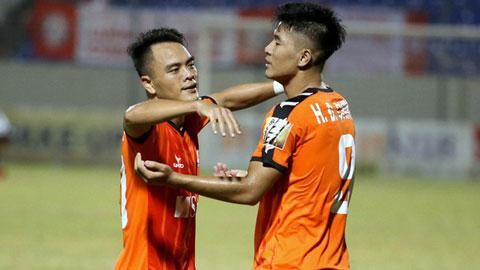 """Top 5 bàn thắng đẹp vòng 1 V.League: Đức Chinh, Tô Văn Vũ """"đốt cháy"""" cầu trường"""