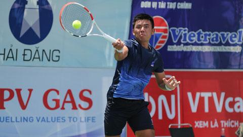 Giải quần vợt VTF Masters 500-1 khởi động mùa giải mới 2021
