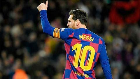 Leonardo: 'PSG luôn dành chỗ cho Messi'