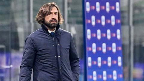 Áp lực bủa vây Pirlo trước trận gặp Napoli