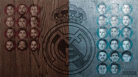 Real Madrid rúng động: Bi kịch cựu binh chèn ép tân binh