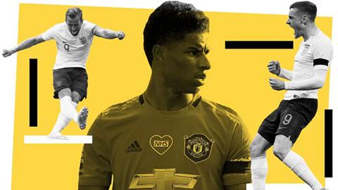 Tiền đạo ở Premier League 2020/21: Hàng nội trội hơn hàng ngoại