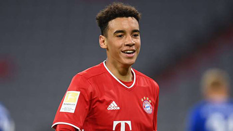 Bayern khó giữ Musiala vì mức lương 100.000 bảng mỗi tuần