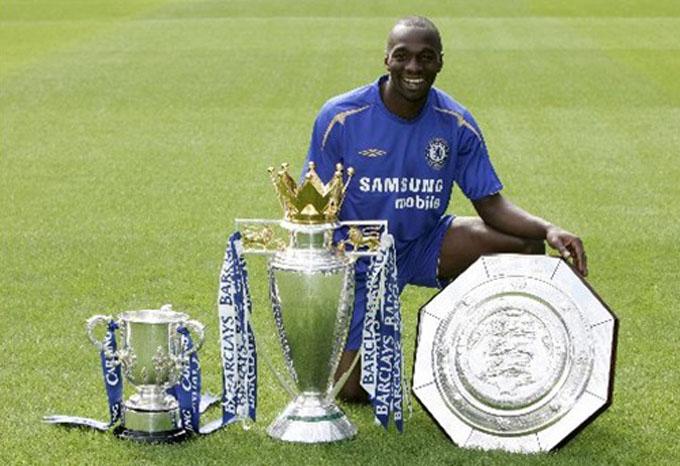 Makelele là huyền thoại của Chelsea