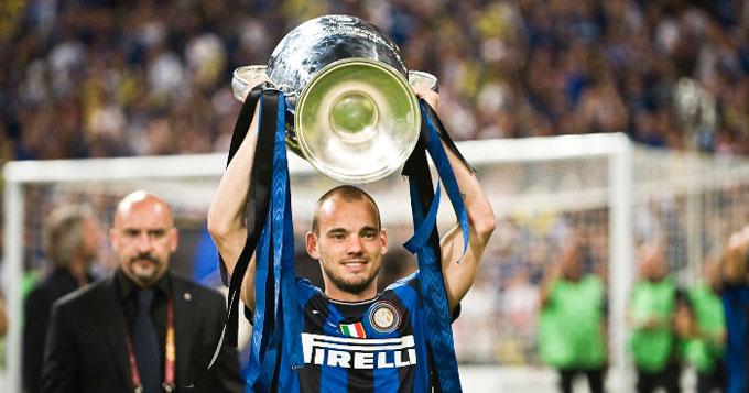 Sneijder chính xác khi chọn rời Real