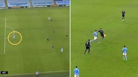 Tại sao bàn thắng gây tranh cãi của Bernardo Silva được công nhận?