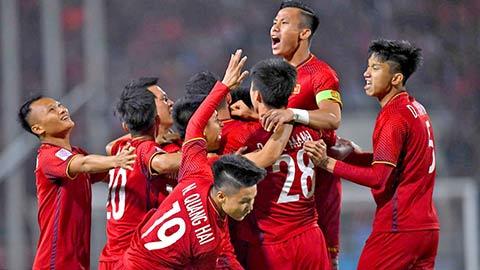 ĐT Việt Nam có 6 đợt tập trung để chinh phục vòng loại World Cup và AFF Cup