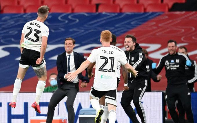 Tinh thần chiến đấu của Fulham rất đáng khen ngợi