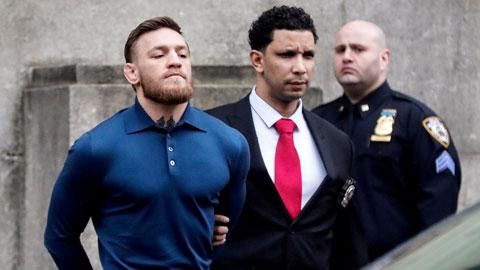 McGregor bị cáo buộc cưỡng dâm