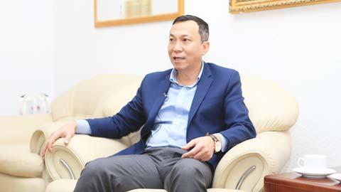 Phó Chủ tịch Thường trực VFF Trần Quốc Tuấn: 'VFF sẽ hoạch định kế hoạch phù hợp nhất cho các ĐTQG Việt Nam'