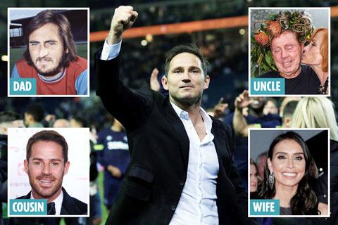 Những hậu phương vững chắc của Lampard