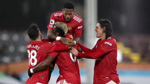 M.U vô địch lượt đi Ngoại hạng Anh: Trong niềm vui vẫn có nỗi lo