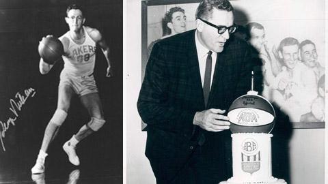 George Mikan, vĩ nhân khiến NBA đổi luật thi đấu