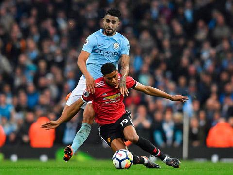 M.U vẫn chỉ có thể bắt nạt các đội bóng nhỏ chứ chưa thể vượt qua những ông lớn như Man City