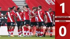 Southampton 1-0 Arsenal (Vòng 4 FA Cup 2020/21)